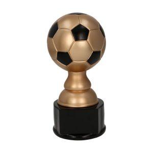 Figurka odlewana piłka nożna