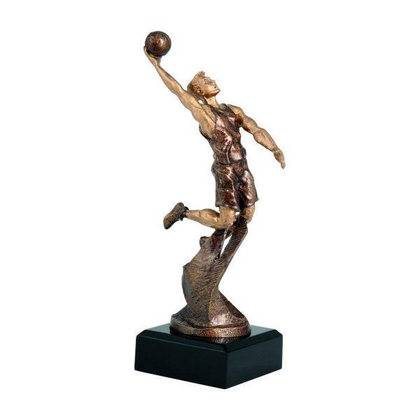 figurka odlewana, koszykówka RTY1203BR