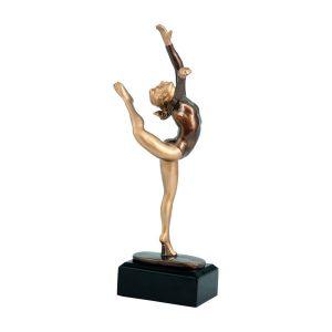 Statuetka gimnastyka artystyczna RXY656/BR