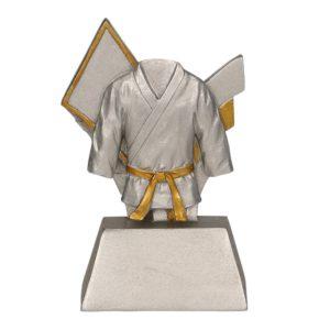 Statuetka odlewana RE027 - Kimono do Judo lub Karate