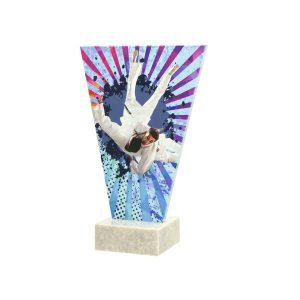 Statuetka V-LINE VL2/JUD zawodnicy judo nagroda